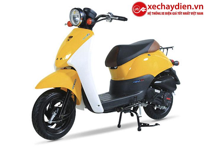 Xe ga 50cc Today Màu Vàng New