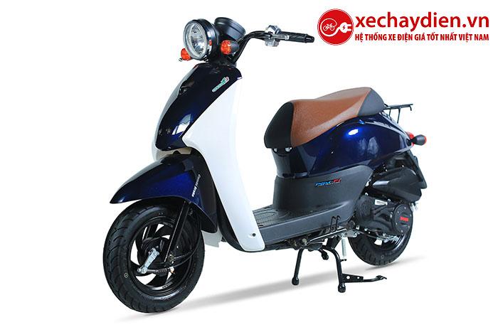 Xe ga 50cc Today Màu Xanh Lam New