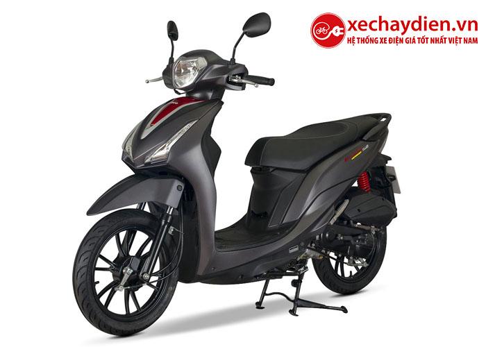 Xe máy Kymco Candy Hermosa 50cc màu đen