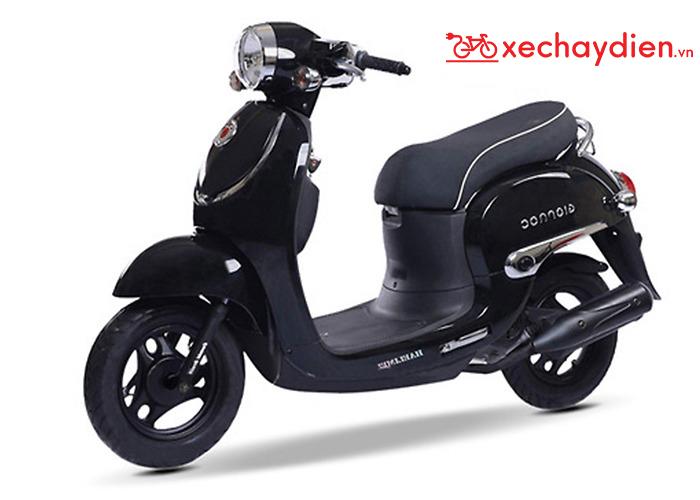 Xe ga 50cc Giorno tem nổi - Màu Đen 2020